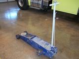 Blue Point 10-Ton Floor Jack YA660C, Leaks Fluid