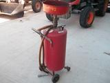 Lincoln 3613 Oil Drain