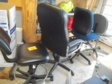 Lot of Various Office Chairs