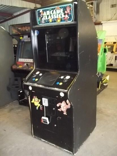 Arcade Classic Game
