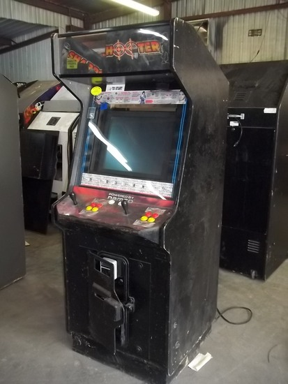 Namco Sharp Shooter Arcade Game