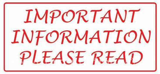 >> USEFUL INFORMATION FOR BIDDING <<