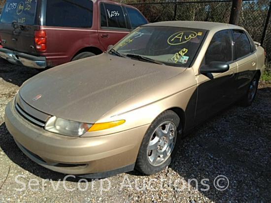 2000 Saturn L Series Passenger Car, VIN # 1G8JW52R4YY699250
