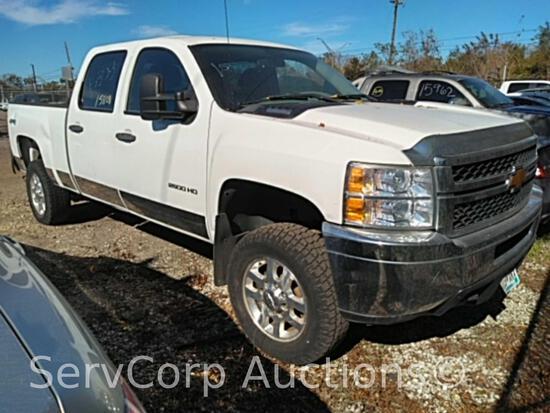 2012 Chevrolet Silverado Pickup Truck, VIN # 1GC1KVCG9CF168869