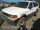 1997 Mitsubishi Montero Sport Multipurpose Vehicle (MPV), VIN # JA4LS31P5VP002775