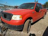 2006 Ford F-150 Pickup Truck, VIN # 1FTPX12576NA41066