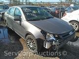 2011 Ford Focus Passenger Car, VIN # 1FAHP3GN9BW159445