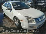 2009 Ford Fusion Passenger Car, VIN # 3FAHP07Z69R133593 Reconstructed