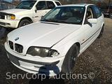 2005 BMW 3 series Passenger Car, VIN # WBAEV334X5KW18006