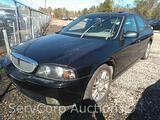 2003 Lincoln LS Passenger Car, VIN # 1LNHM87A43Y682290 Salvage