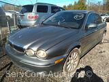 2003 Jaguar X-Type Passenger Car, VIN # SAJEA51D53XD16351