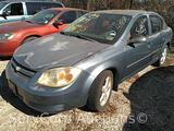 2005 Chevrolet Cobalt Passenger Car, VIN # 1G1AK52F557572864