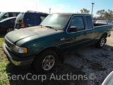 2001 Mazda B-Series Pickup Truck, VIN # 4F4YR16U01TM01922