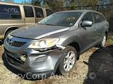 2012 Mazda CX-9 Multipurpose Vehicle (MPV), VIN # JM3TB2CA7C0337395