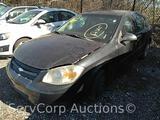 2010 Chevrolet Cobalt Passenger Car, VIN # 1G1AB5F5XA7120291