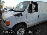 2006 Ford Econoline Van, VIN # 1FTNS24L76HA49058