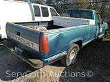 1988 Chevrolet C1500 Pickup Truck, VIN # 1GCDC14H3JE108468