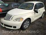 2006 Chrysler PT Cruiser Multipurpose Vehicle (MPV), VIN # 3A4FY58B46T345866