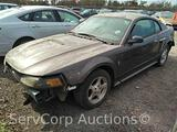 2002 Ford Mustang Passenger Car, VIN # 1FAFP40432F226457