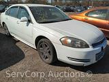 2012 Chevrolet Impala Passenger Car, VIN # 2G1WG5E37C1232585