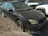 2006 Ford Focus Passenger Car, VIN # 1FAHP37N06W244048