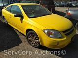 2009 Chevrolet Cobalt Passenger Car, VIN # 1G1AS18H997256309