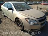 2011 Chevrolet Malibu Passenger Car, VIN # 1G1ZA5E12BF191819 Salvage
