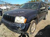 2006 Jeep Grand Cherokee Multipurpose Vehicle (MPV), VIN # 1J8GS48KX6C215374