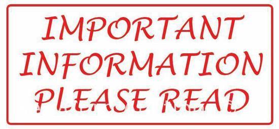 >> PLEASE READ BEFORE BIDDING <<