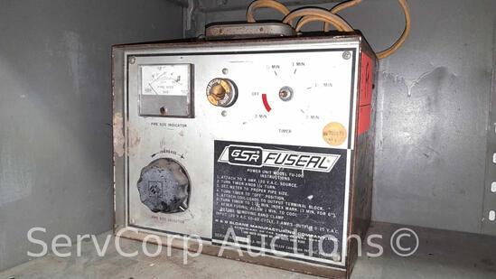 GSR Fuseal, missing knob