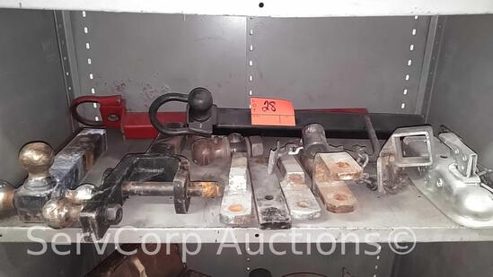 Lot of Tow Balls & Hitches