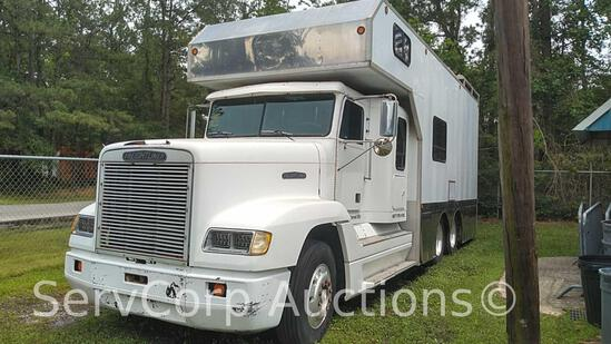 1991 Freightliner FLD120 Truck, VIN # 1FUYDCXB0MH500420