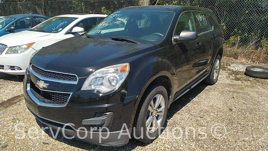 2015 Chevrolet Equinox Multipurpose Vehicle (MPV), VIN # 2GNALAEK7F1171845