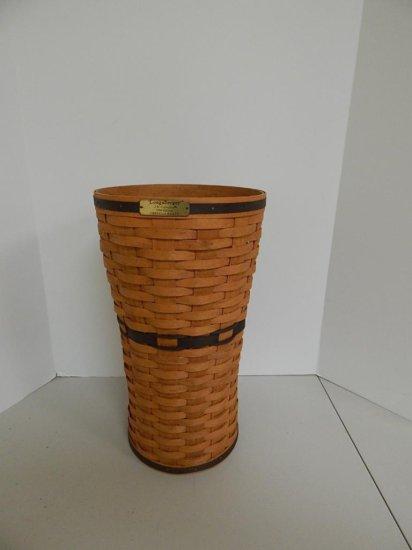 Longaberger J.W. Collection 12/12, 1994 Edition Large Umbrella Basket