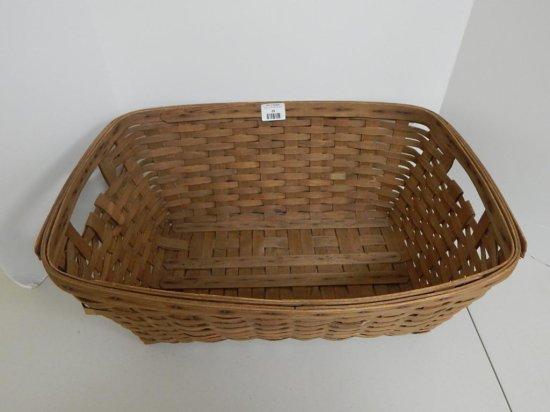 Longaberger Large Laundry Basket