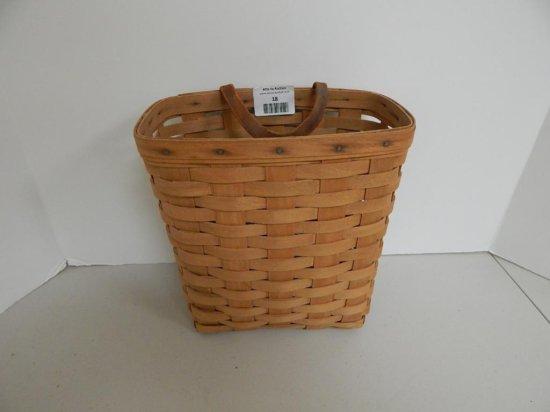 Longaberger Tall Key Basket