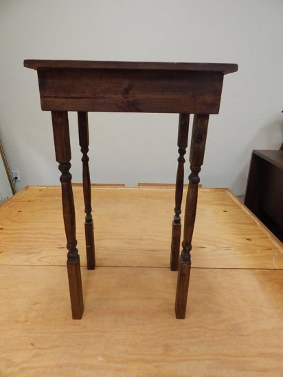 Antique High Table