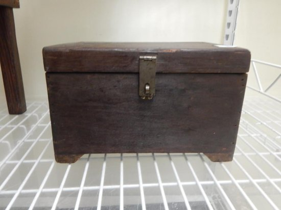 Antique small chest