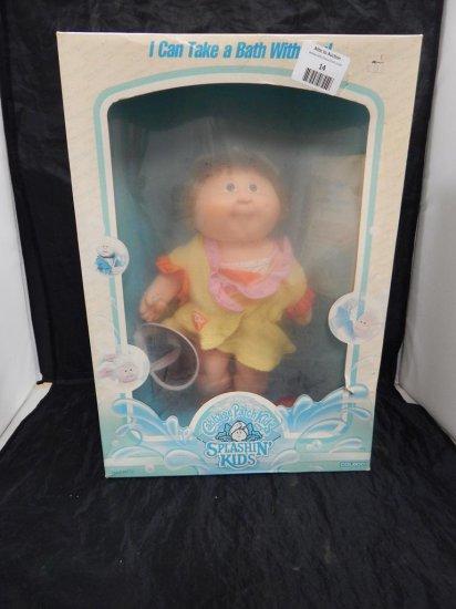 ORIGINAL CABBAGE PATCH SPLASHIN KIDS IN ORIGINAL BOX