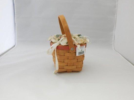 Longaberger mother day basket