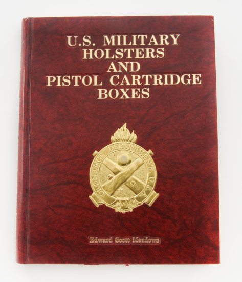 Book:  ''US Mil. Holsters & Pistol Cartridge Boxes''