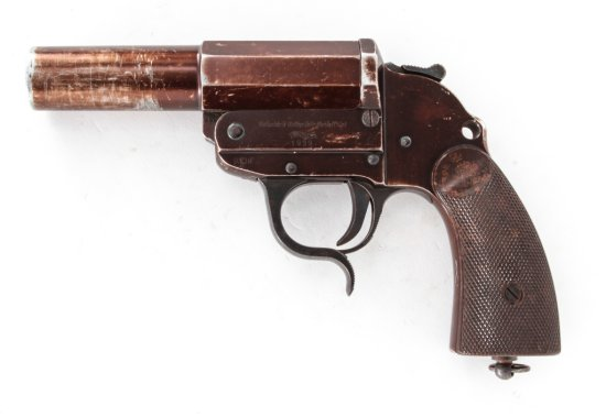 Walther Model 34 Flare Pistol