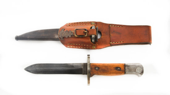 WWII Japanese Theater-Made Knife