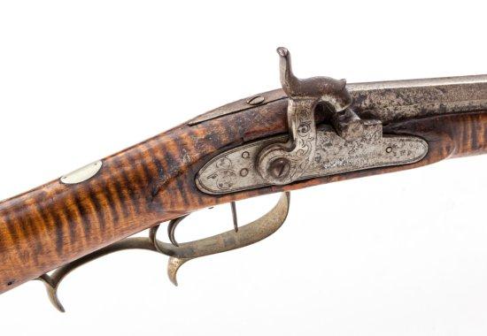 Batchelor & Bros. mkd Kentucky Rifle
