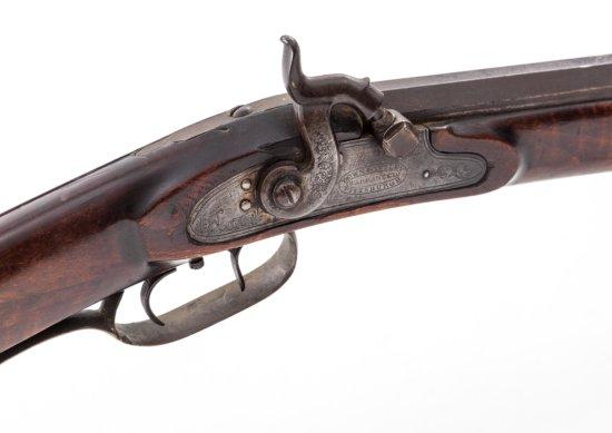 Pennsylvania made Kentucky Percussion Long Rifle