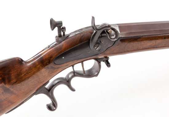 Swiss Percussion Federal Target Rifle