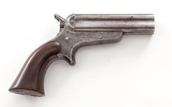 Sharps 4-Barrel Derringer