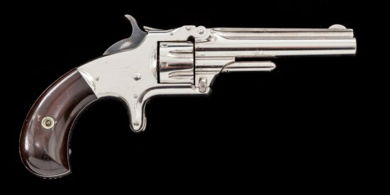 S&W Model Number One, 3rd Issue Revolver