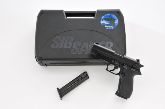 Sig Sauer Mosquito Owners Manual