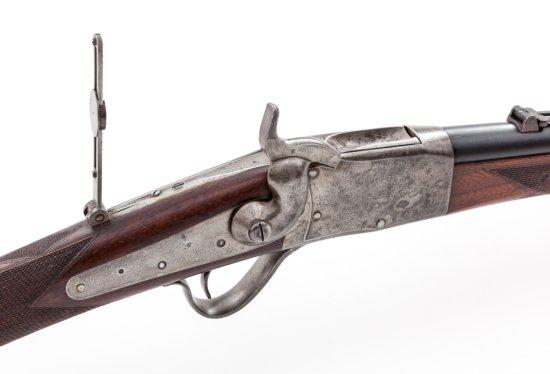 Unique Peabody Single Shot Sporting Rifle